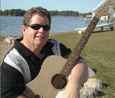 Alan Pedersen - award winning songwriter, successful recording artist and nationally recognized speaker on grief and loss.