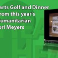 Please take a look at this YouTube video that this year's Healing Hearts Humanitarian Award Winner, Lori Meyers created with pictures she and Mary Dalu took at our recent charity golf and...