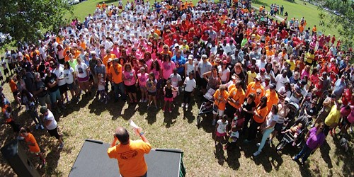 March 29, 2015 @Quiet Waters Park 2015 Angel Walk A special way to celebrate our Angels!