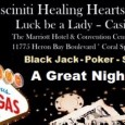 Enjoy an evening of Las Vegas style gaming provided by Casino Party Nights of Florida hosted by The Bobby Resciniti Healing Hearts Foundation. Caribbean Poker, Black Jack, Stud Poker and […]