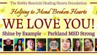To ALL MSD Families, Students, Faculty, First Responders, Friends, Neighbors and Community Members: With the recent tragedy at Stoneman, we at the Bobby Resciniti Healing Hearts Foundation are hosting aHealing […]