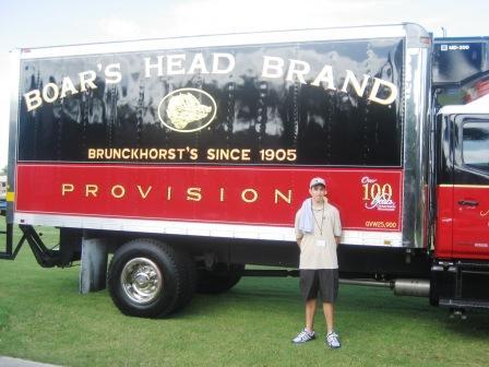 Boarshead nick