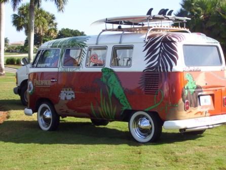 Pacifico VW van