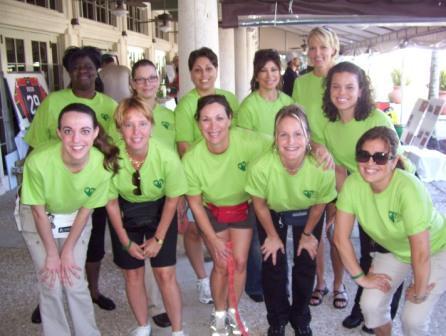 Volunteer team pic