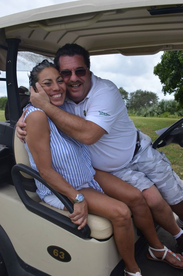 2014 golf john and susie