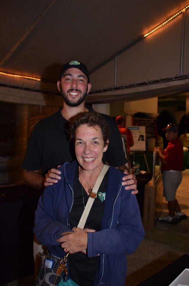 2014 golf nick and mom