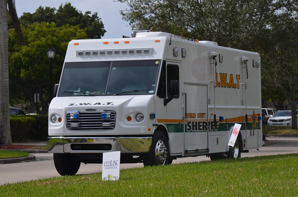 2014 golf swat truck