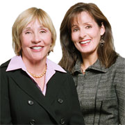 Dr. Gloria Horsley and Dr. Heidi Horsley