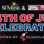 Panthers arena - BB&T Center - 4th of July Celebration