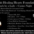 Our Casino night is only Attached is all the information BUT if you can't attend our charity event – you can still participate by bidding on our silent auctions! Take […]