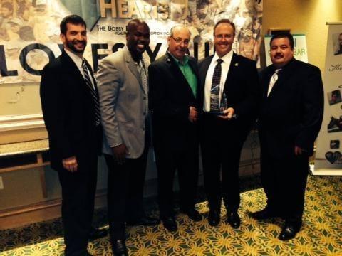 2013 Pepsi Team Award