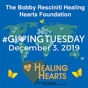 Giving Tuesday - Healing Hearts Fundation